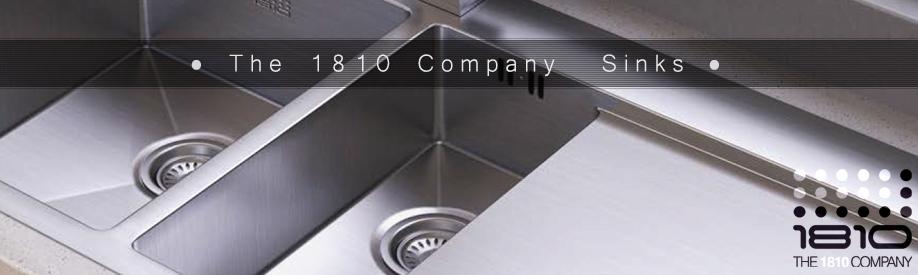 The 1810 Company Sinks