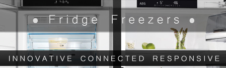 AEG Fridge Freezers