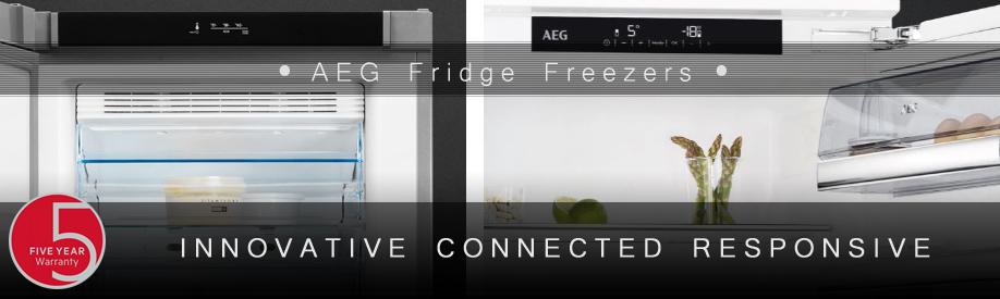 AEG Fridge Freezers