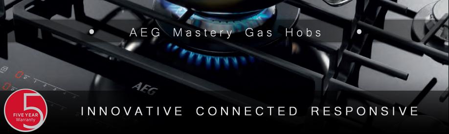 AEG Gas Hobs