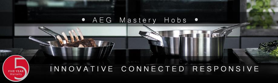 AEG Mastery Hobs