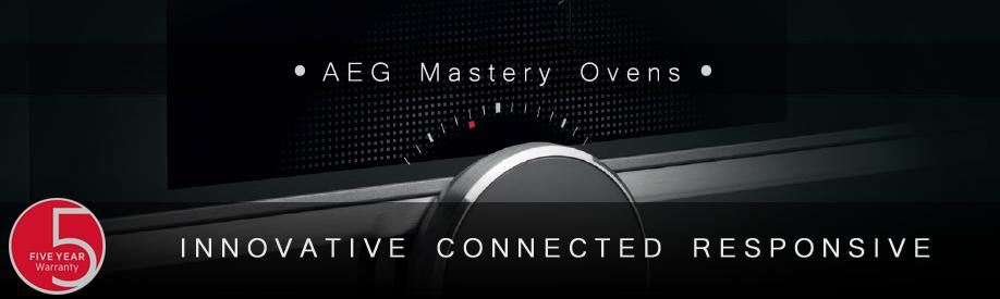 AEG Mastery Ovens