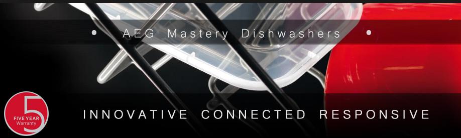 AEG Mastery Dishwashers