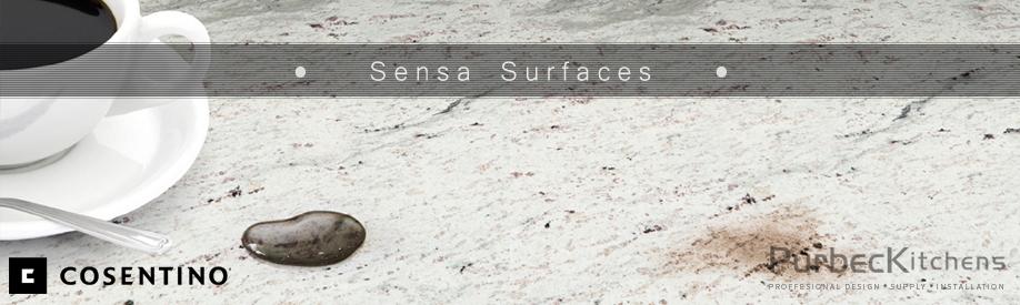 Sensa Granite Work Surfaces