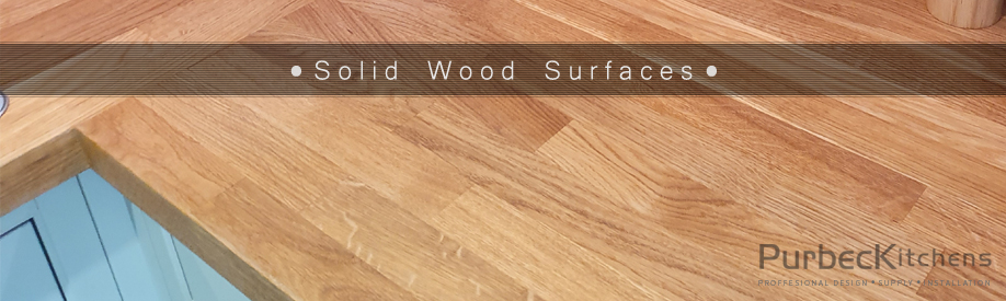 Solid Wood Surfaces