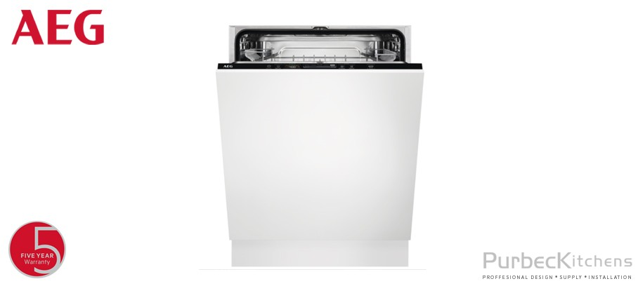 INTEGRATED DISHWASHER WITH AIRDRY TECHNOLOGY