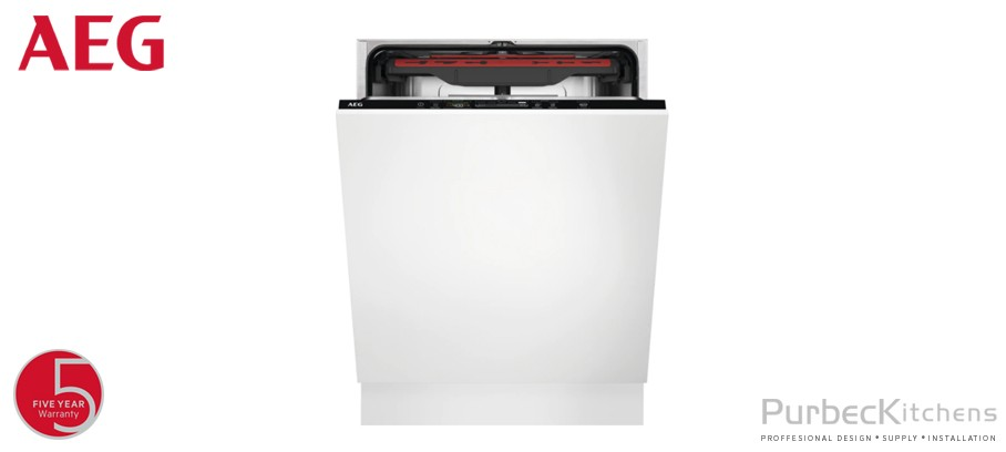 INTEGRATED DISHWASHER WITH AIRDRY TECHNOLOGY - MaxiFLex Draw