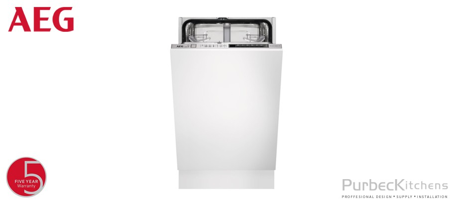 INTEGRATED DISHWASHER WITH AIRDRY TECHNOLOGY - SlimLine