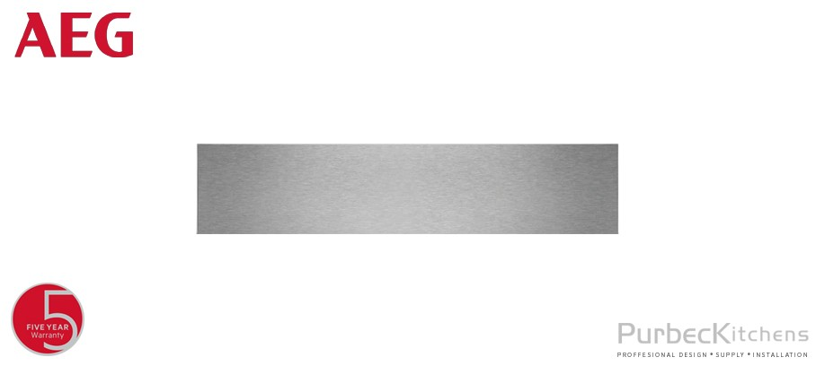 WARMING DRAWER - 14cm - Stainless Steel