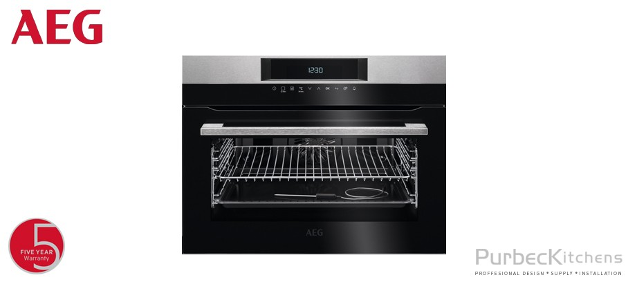 SENSECOOK - COMPACT OVEN WITH PYROLYTIC CLEANING