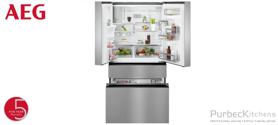 American Side by Side Fridge Freezer