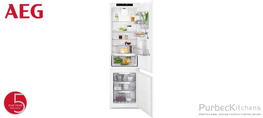 Integrated Fridge Freezer