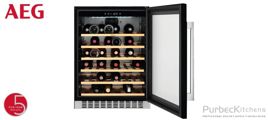 Integrated Wine Cellar