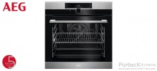 SENSECOOK - OVEN WITH PYROLYTIC CLEANING